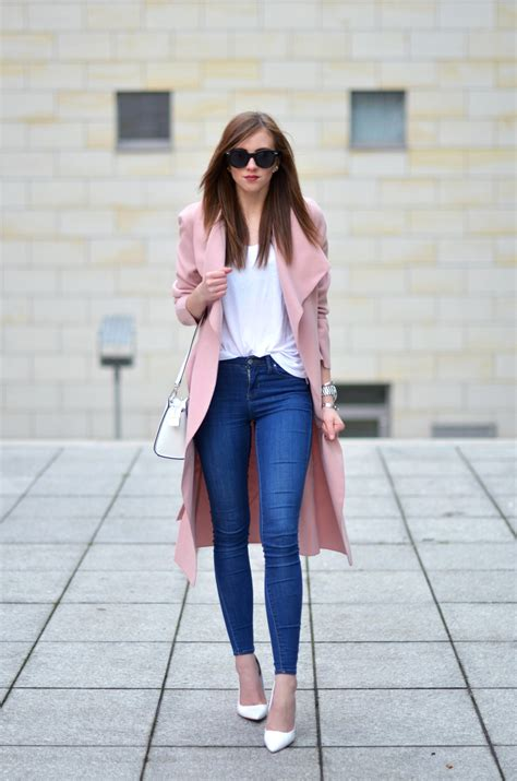 How To Wear Winter Pastels - Outfit Ideas - Just The Design