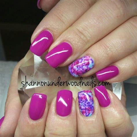 sharpie marbling nail love   sharpie nails