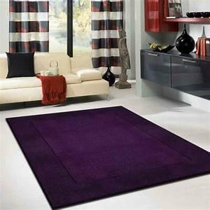 Teppich Für Mädchenzimmer : lila teppich sorgt f r eine gehobene atmosph re im raum ~ Sanjose-hotels-ca.com Haus und Dekorationen