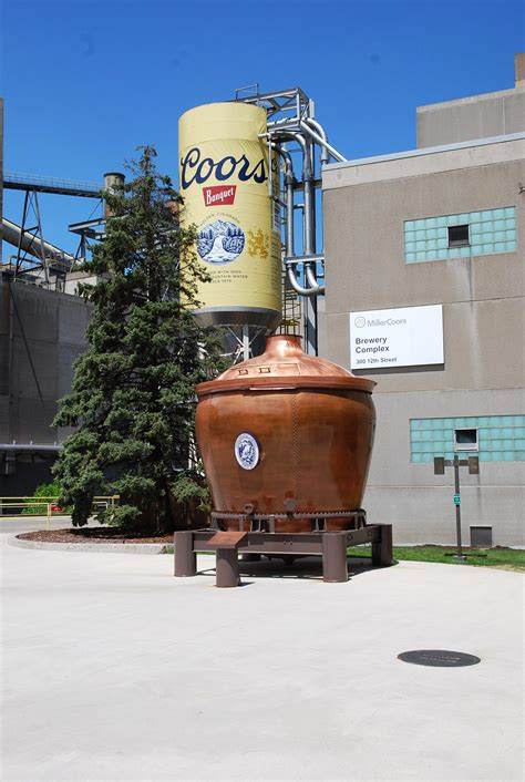 miller coors brewery anthem structural engineers