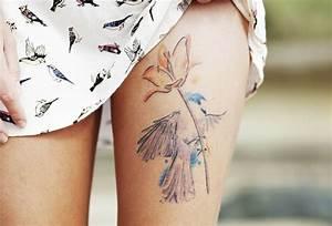Tattoos Mit Bedeutung Für Frauen : tattoo motive f r frauen 142 ideen an diversen k rperstellen ~ Frokenaadalensverden.com Haus und Dekorationen