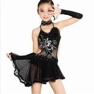 trouver plus latine informations sur noir de danse latine With robe noire enfant