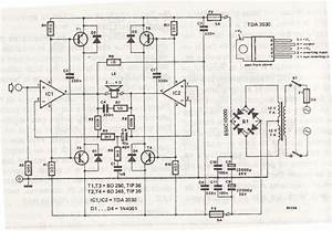Tda2030 Amplifier Circuits  U0026 Projects