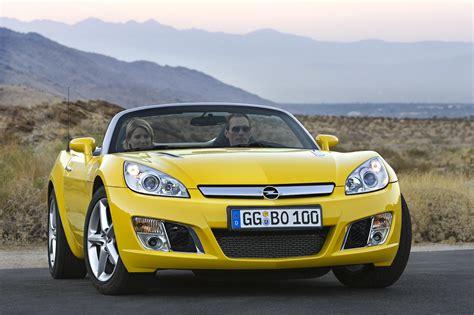 Opel Gt by 2007 Opel Gt Top Speed