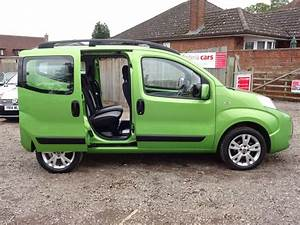 Used Green Fiat Qubo For Sale