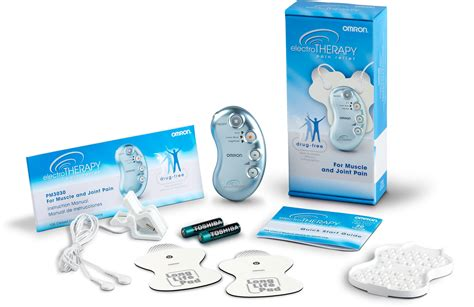 Amazon.com: Omron Pain Relief TENS Electrotherapy Device