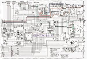 Electro Help  Marantz St-15s1 - How To Enter Service Mode - Circuit Diagram