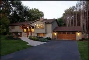 split level home by construction design chanhassen minnesota quot how to modernize a split level home
