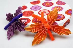 Schmetterling Basteln Papier : schmetterling basteln mit kindern ~ Lizthompson.info Haus und Dekorationen
