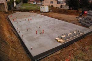 construction de maisons ossature bois With profondeur de fondation maison