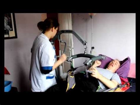 l 232 ve personne pour transfert lit fauteuil birdie compact d invacare patient lifting hoist