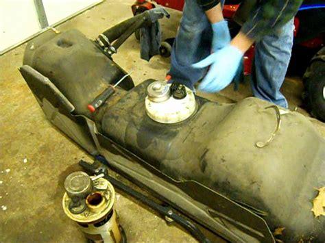 Replacing The Fuel Pump Module Dodge Ram
