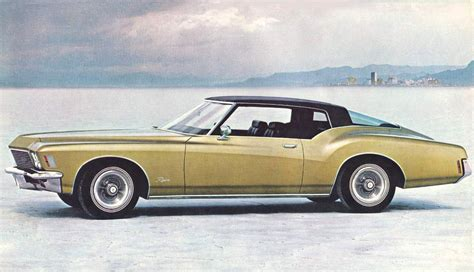 Buick Sports Coupe by Buick Riviera 1971 Cartype