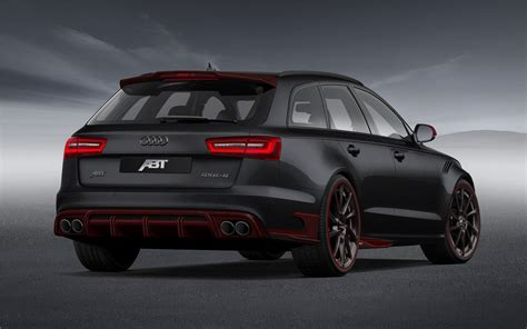 Abt Sportsline Audi Rs6-r 2014 Widescreen Exotic Car