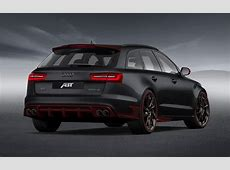 ABT Sportsline Audi RS6R 2014 Widescreen Exotic Car