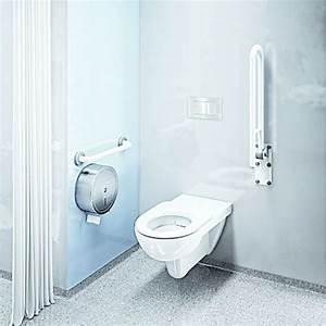 Cuvette Wc Pmr : cuvette suspendue allong e sans bride pour pmr ~ Premium-room.com Idées de Décoration