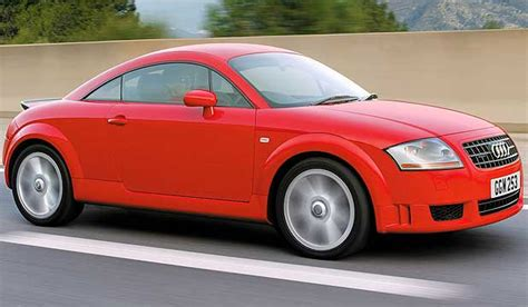 Classic German Design With Audi Tt Series 1