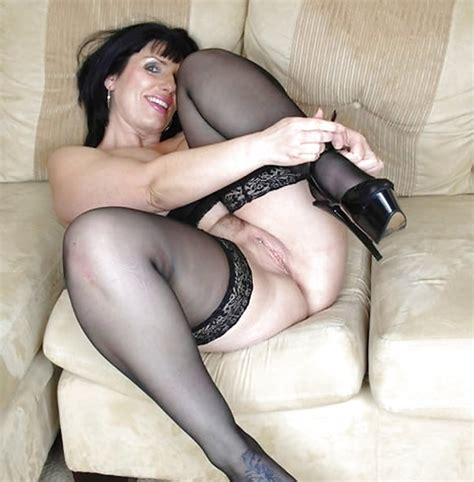 Lots More Of Spread Legs In Stockings 44 Pics Xhamster