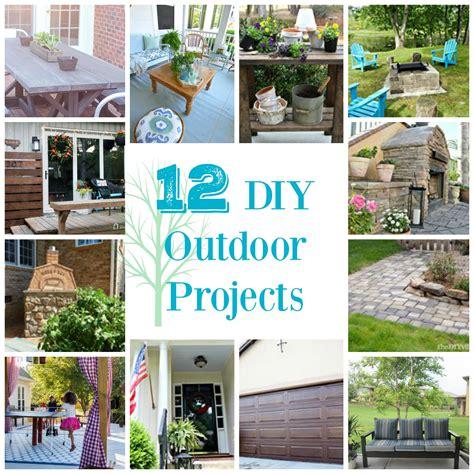 outdoor diy projects 12 diy backyard ideas my uncommon slice of suburbia