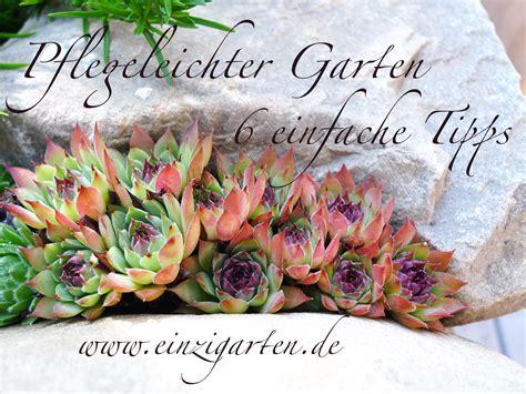 Garten Pflegeleichte Pflanzen by Pflegeleichter Garten 6 Einfache Tipps Martina Romst 246 Tter