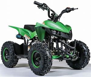 New Vitacci Mini Racer 60cc Atv  Single Cylinder  4
