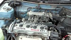 Toyota Corolla E9 1 6l 4a