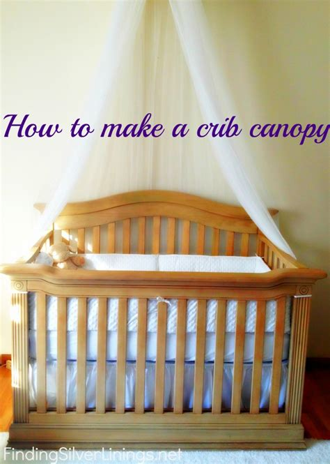 baby crib canopy how to make a crib canopy
