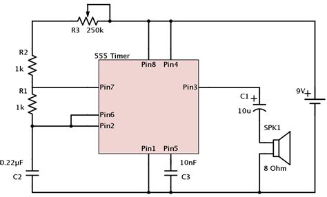 How Build Coin Tosser Electronic Circuits
