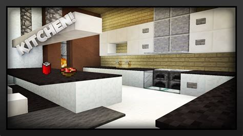 minecraft     kitchen youtube
