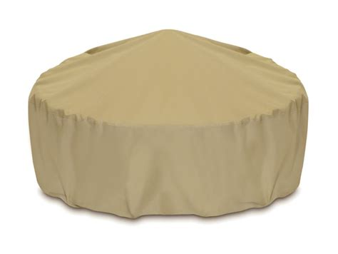 two dogs designs 48 inch outdoor pit table cover in
