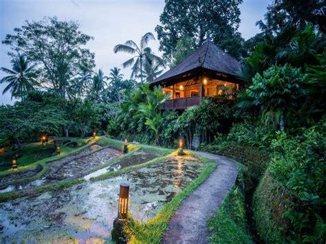 Rice Water Bungalow Bali  Bali Eco Stay