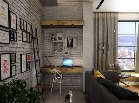 bureau gain de place design meubles bureau à la maison modernes pour optimiser l 39 espace