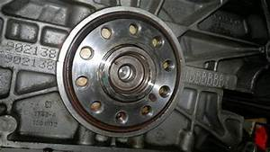 Rear Main Seal Change  Clutch Removal