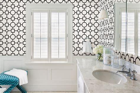modern bathroom wallpaper gallery