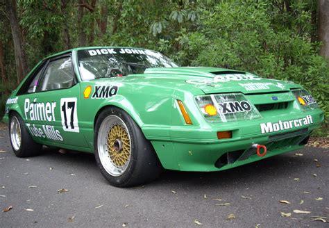 Dick Johnsons Ford Mustang Motorsport Retro