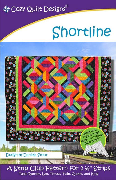 cozy quilt designs shortline by cozy quilt designs a club quilt
