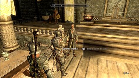 skyrim how to buy a house house location in whiterun hd 1080p youtube