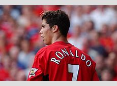 Ronaldo at Old Trafford by jameselkins on DeviantArt
