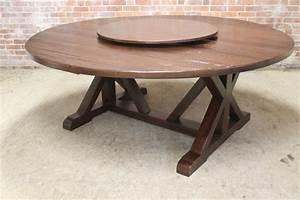 Round Farmhouse Tables