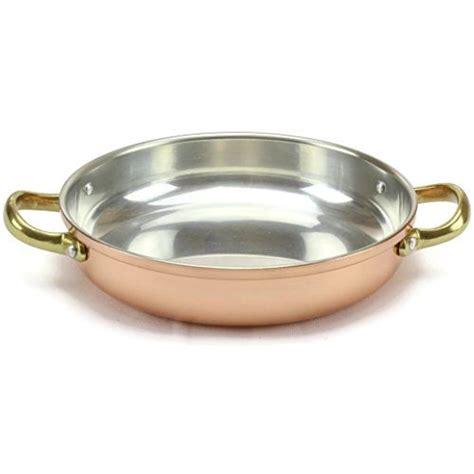copper  casserole au gratin pan  gratin casserole