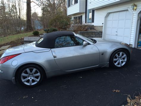 2005 Nissan 350z Convertible For Sale