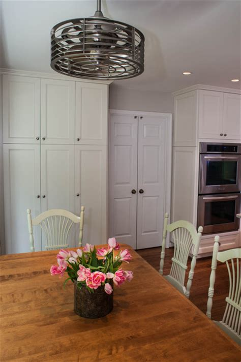 kitchen table  chandelier traditional kitchen dc