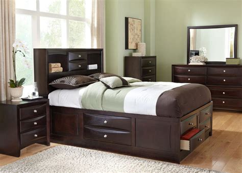 Bed Room Furniture by Bedroom Set With Drawers Bed Moraethnic