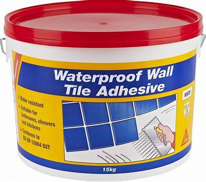 Adhesive Tile Waterproof Wall Everbuild