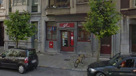 bureau de poste belgique un homme armé d 39 une hache braque un bureau de poste à