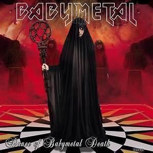 Iron Maiden Dance of Death album cover homage. : BABYMETAL