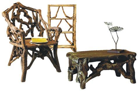 Stuhl Als Regal by Rustikale M 246 Bel Aus Wurzeln Treibholz Und Altholz