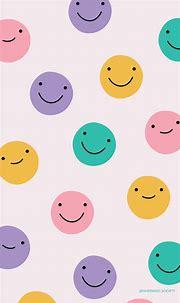 Smiley faces color design wallpaper   Hacer fondos de ...