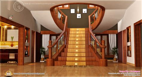homes interior decoration images home interior designs by rit designers kerala home