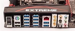 Asus Rampage V Extreme  Lga 2011-3  Motherboard Review